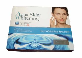 Aqua Skin Whitening Skinnic Front